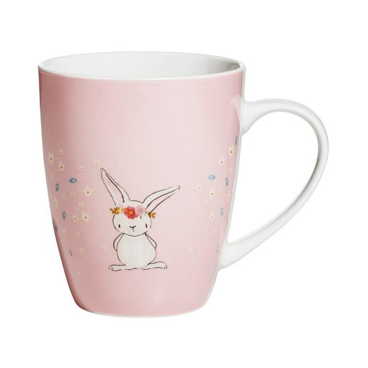 BUTLERS SOME BUNNY LOVES YOU »Tasse 350 ml«