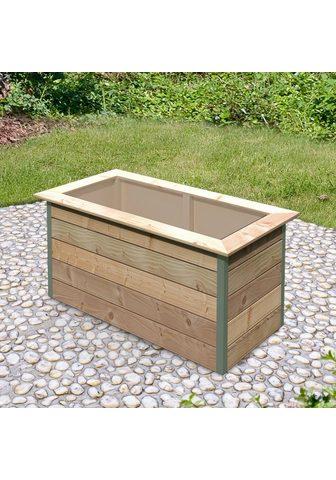 KARIBU Ящик для растений »1« BxTx...