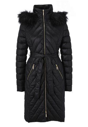 TIMELESS Куртка стеганая с пояс