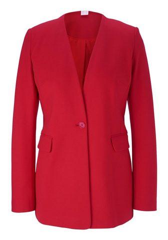 TIMELESS пиджак с с V-образным вырезом...