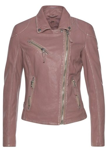 Gipsy Bikerjacke »PGG« in Vintage-Optik