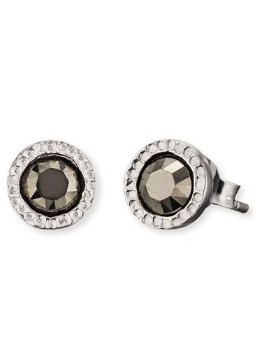 Engelsrufer Paar Ohrstecker »Luna, ERE-LILLUNA5-HA-ST«, mit Kristallsteinen