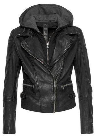Куртка кожаная »Julja«