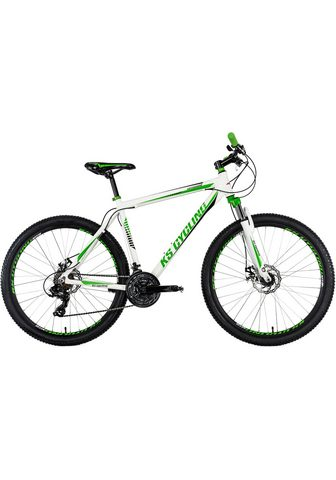 KS CYCLING Kalnų dviratis »Compound« 21 Gang Shim...