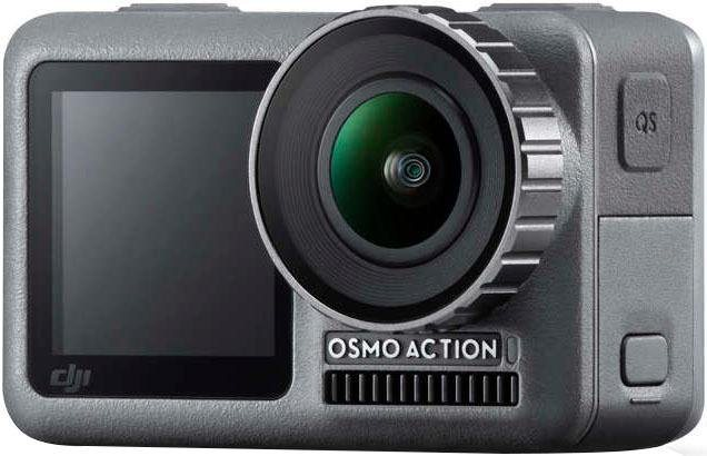 dji »OSMO Action« Action Cam (4K Ultra HD, Bluetooth, WLAN (Wi-Fi)