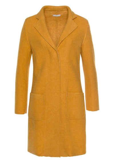 new concept ed675 28bbb Mantel in gelb online kaufen | OTTO