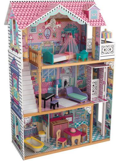 KidKraft® Puppenhaus »Annabelle«, inkl. Puppenmöbel