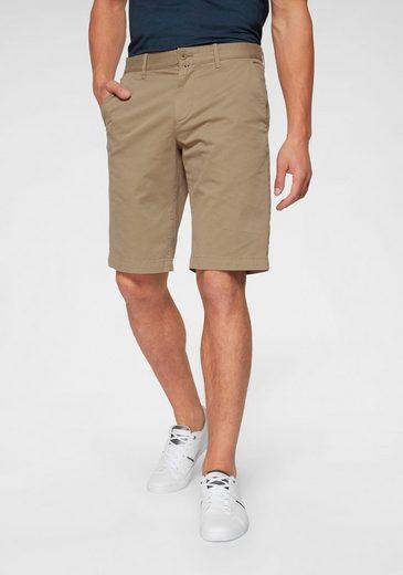 Marc O'Polo Shorts Cinoshorts mit bequemen, geraden Schnitt