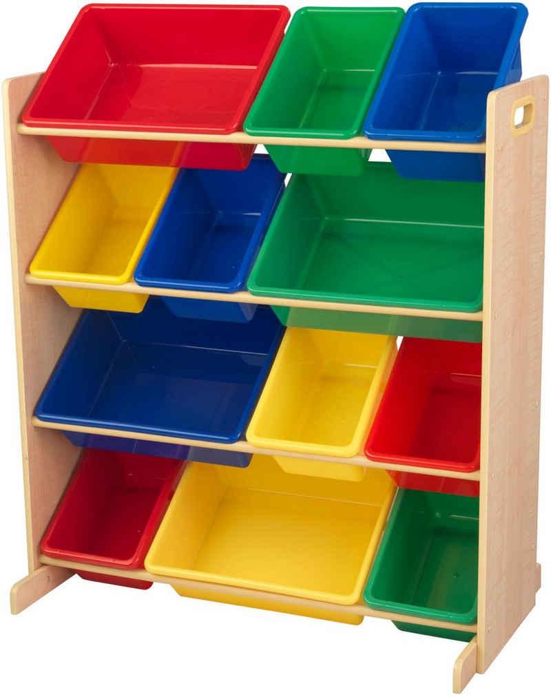 KidKraft® Regal »bunt«, mit Aufbewahrungsboxen