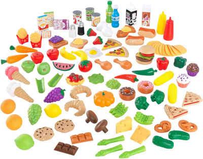 KidKraft® Spiellebensmittel »Set aus Kunststoff«, (115-tlg)