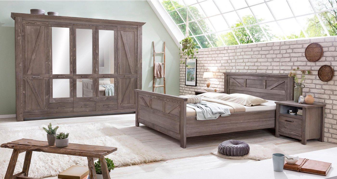 Schlafzimmer Sets - Premium collection by Home affaire Schlafzimmer Set »Baleo«  - Onlineshop OTTO