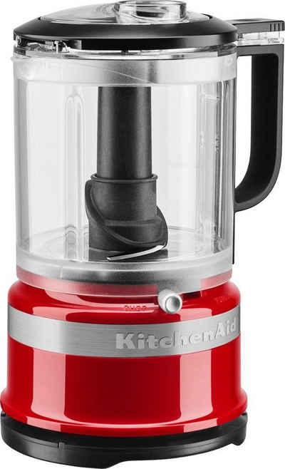 KitchenAid Zerkleinerer 5KFC0516EER, 240 W, 1,2 Liter. Farbe: EMPIRE ROT