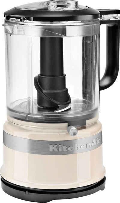 KitchenAid Zerkleinerer 5KFC0516EAC, 240 W, 1,2 Liter. Farbe: CREME