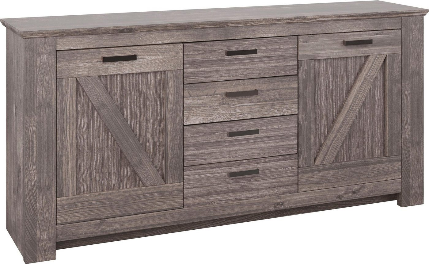 Sideboards und Kommoden - Premium collection by Home affaire Sideboard »Baleo«  - Onlineshop OTTO