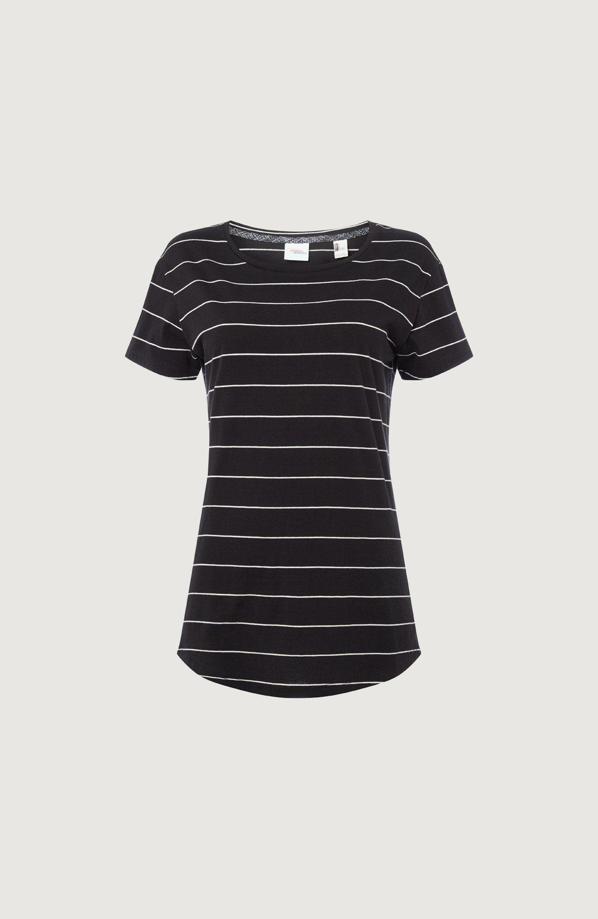 Kaufen Online »stripe T shirt Logo« O'neill xWdCrBoe