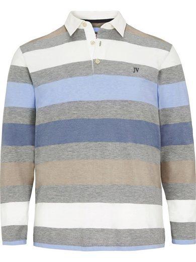 Jan Vanderstorm Langarm-Poloshirt »BJOMOLF«
