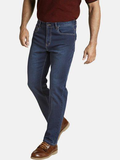 Jan Vanderstorm 5-Pocket-Jeans »SEMION« aus bequemen Baumwoll-Mix