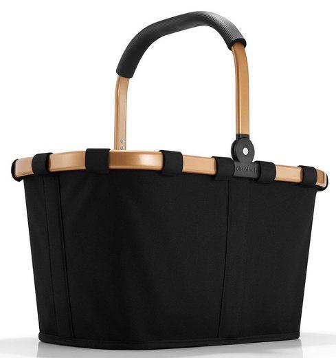 """REISENTHEL® Einkaufskorb """"carrybag"""", 22 Liter, 22 l, 1 Innentasche mit Reißverschluss"""