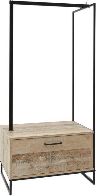 Kleiderständer und Garderobenständer - Kompaktgarderobe Breite 76 cm  - Onlineshop OTTO