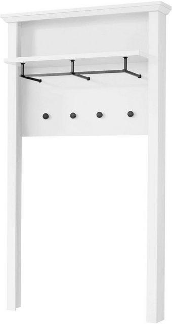 Garderobenleisten und Haken - trendteam Garderobenpaneel »Baxter«  - Onlineshop OTTO