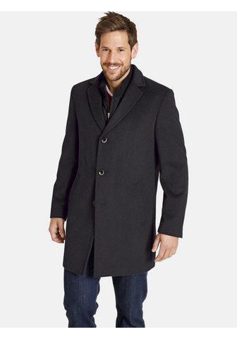 JAN VANDERSTORM Пальто шерстяное »UNSKA«