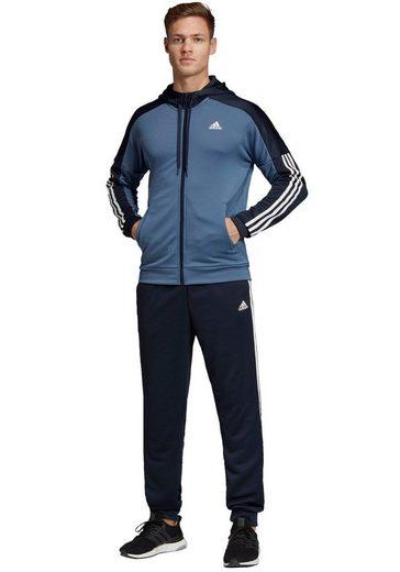 adidas Performance Trainingsanzug »TRACKSUIT GAME TIME« (Set, 2-tlg)