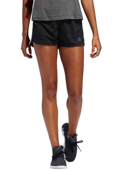 Kurze Hose ROCK ANGEL Damen Paperbag Shorts mit Bindegürtel