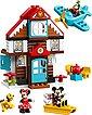 LEGO® Konstruktionsspielsteine »Mickys Ferienhaus«, (57 St), Bild 4