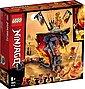 LEGO® Konstruktionsspielsteine »Feuerschlange (70674), LEGO® NINJAGO®«, (463 St), Bild 3