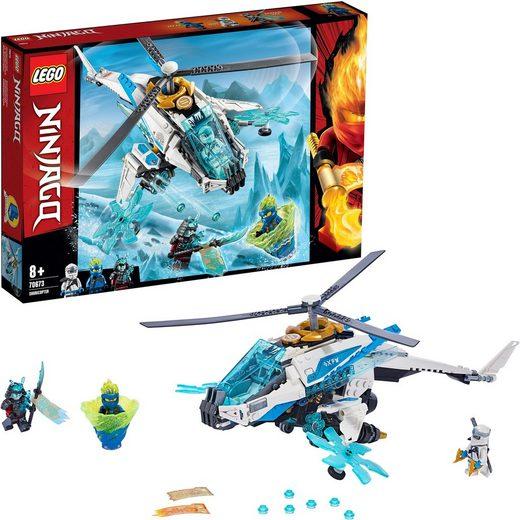 LEGO® Konstruktionsspielsteine »ShuriCopter (70673), LEGO® NINJAGO®«, (361 St)