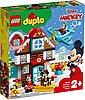 LEGO® Konstruktionsspielsteine »Mickys Ferienhaus«, (57 St), Bild 3