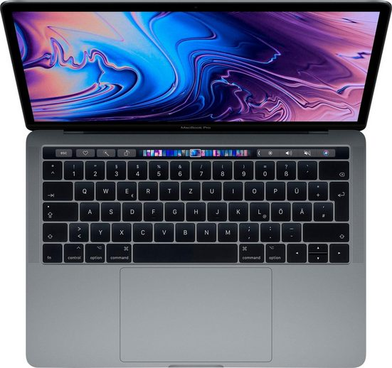 "Apple MacBook Pro 13"" (2019) Touch Bar Notebook (33,78 cm/13,3 Zoll, Intel Core i5, 256 GB SSD)"