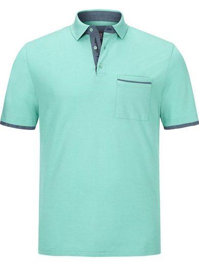 Jan Vanderstorm Poloshirt »MELKER«