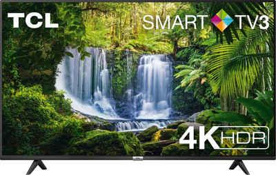 TCL 55P611X1 LED-Fernseher (139 cm/55 Zoll, 4K Ultra HD, Smart-TV)