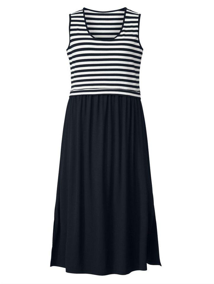 Janet und Joyce by Happy Size Jerseykleid gestreift online ...