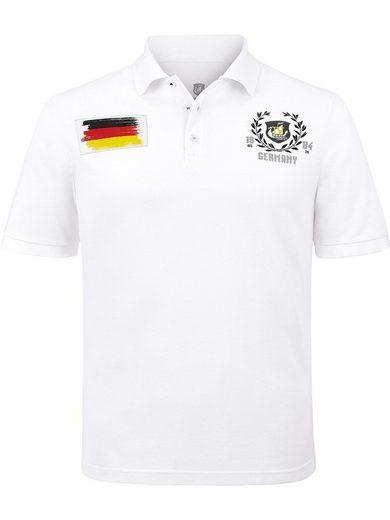 Jan Vanderstorm Poloshirt »AGUST«