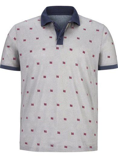 Jan Vanderstorm Poloshirt »OLIWER«