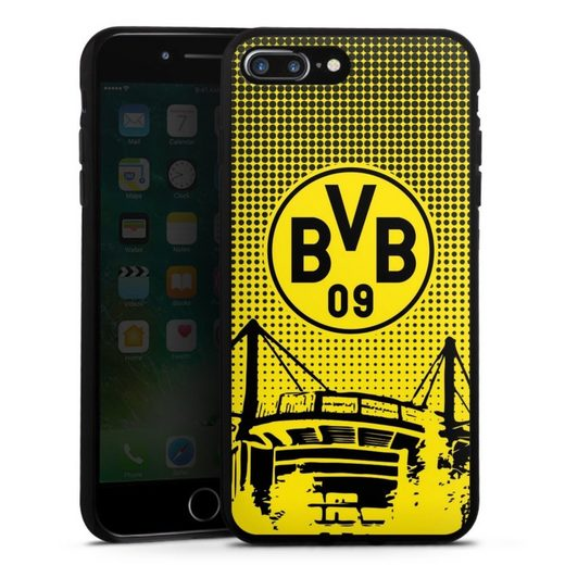 DeinDesign Handyhülle »BVB Dots« Apple iPhone 8 Plus, Hülle Stadion BVB Borussia Dortmund