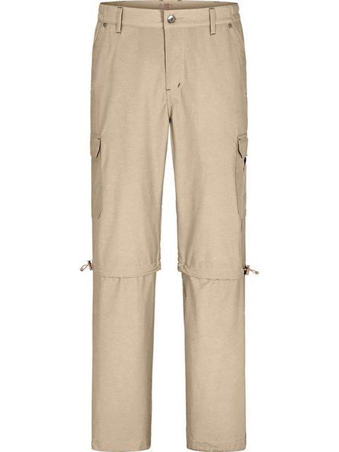 Jan Vanderstorm Outdoorhose »BALDURAN« mit abzippbaren Hosenbeinen | Bekleidung > Hosen > Outdoorhosen | jan vanderstorm