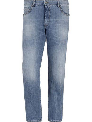 Jan Vanderstorm 5-Pocket-Jeans »FAUSTIN« aus bequemen Baumwolle-Mix