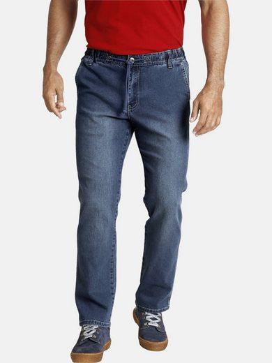 Jan Vanderstorm Dehnbund-Jeans »VERTTI« mit modischer Kordel