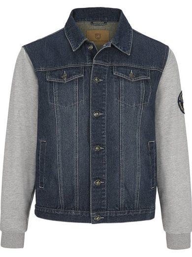 Jan Vanderstorm Джинсовая куртка »SKALLE«