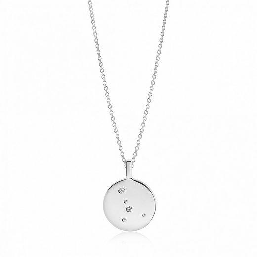 Sif Jakobs Jewellery Halskette mit rundem Anhänger »ZODIACO CANCER«