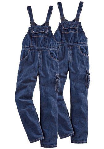 Брюки с подтяжками »Worker джинс...