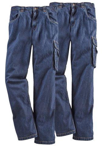 Darbinės kelnės »Jeans Worker 2vnt. ri...