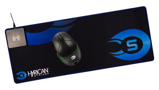 Hyrican Striker Gaming Set Maus ST-906R + Mauspad ST-MP15 »ST-906R/ST-MP15«
