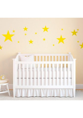 Sienos lipdukai »Sterne«