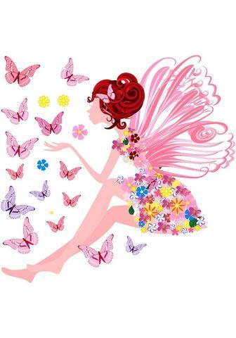 Sienos lipdukai »Petunia Wunderpracht«...