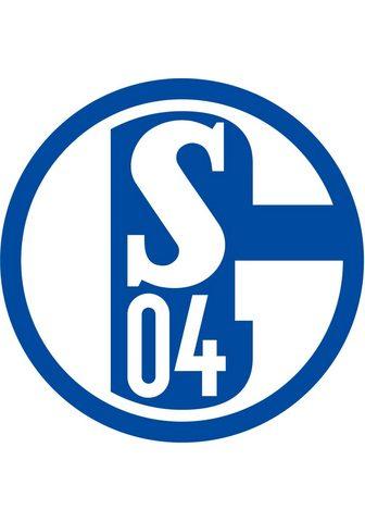 Sienos lipdukai »Schalke 04 Logo«