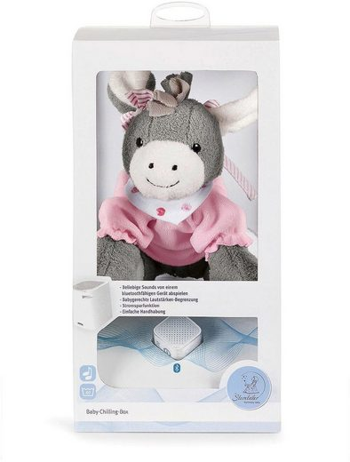 Sterntaler® Spieluhr »Baby Chilling Box Emmi Girl«, mit Bluetooth Soundbox